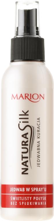 Seta per capelli - Marion Natura Silk Spray