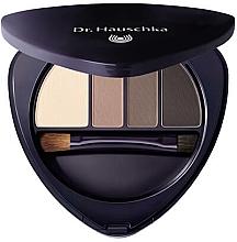Profumi e cosmetici Palette per occhi e sopracciglia - Dr Hauschka Eye & Brow Palette