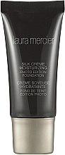 Profumi e cosmetici Fondotinta idratante - Laura Mercier Silk Creme Moisturizing Photo Edition Foundation