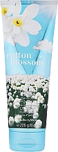 """Profumi e cosmetici Crema corpo """"Cotone bianco"""" - Bath and Body Works Cotton Blossom Ultra Shea Body Cream"""