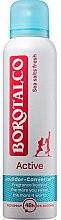 Profumi e cosmetici Deodorante spray - Borotalco Active Sea Salts Fresh
