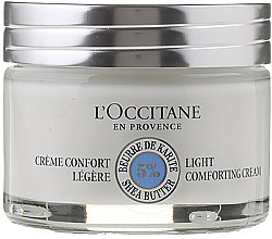 Profumi e cosmetici Crema leggera per il viso - L'occitane Light Face Cream