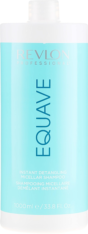 Shampoo micellare - Revlon Professional Equave Instant Detangeling Micellar Shampoo — foto N1