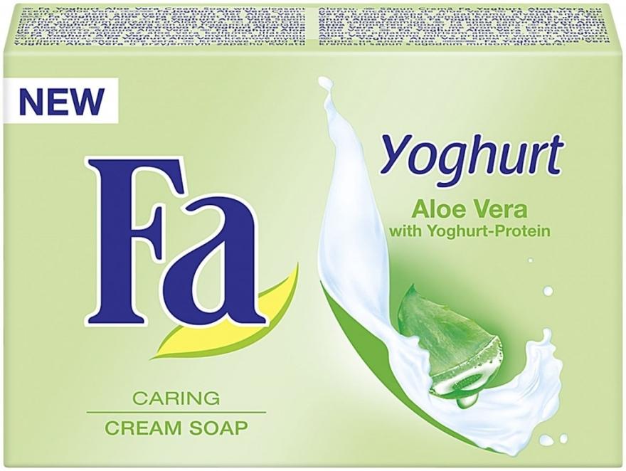 """Sapone cremoso """"Aloe vera e Proteine dello yogurt"""" - Fa Yoghurt Aloe Vera Cream Soap"""