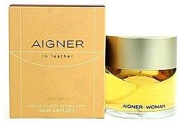 Profumi e cosmetici Aigner In Leather Woman - Eau de toilette
