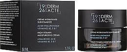 Profumi e cosmetici Idratante multivitaminico - Academie Creme Hydratante Survitaminee