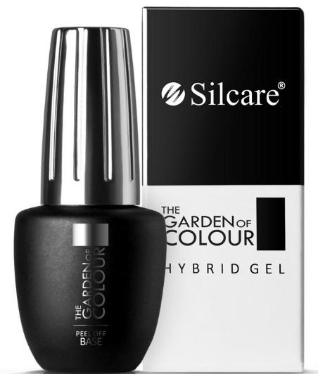 Base per manicure - Silcare The Garden of Colour Peel-Off Base