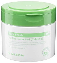Profumi e cosmetici Dischetti-peeling lenitive - Mizon Pore Fresh Peeling Toner Pad
