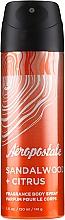 Profumi e cosmetici Spray corpo - Aeropostale Sandalwood + Citrus Fragrance Body Spray
