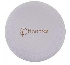Profumi e cosmetici Cuscinetto - Flormar Powder Puff Pudra