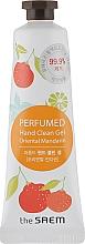 "Profumi e cosmetici Antisettico mani profumato ""Mandarino orientale"" - The Saem Perfumed Oriental Mandarin Hand Clean Gel"
