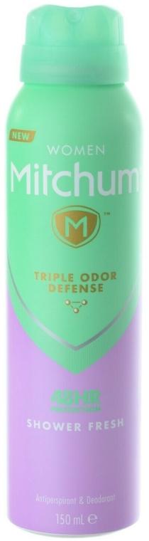 Deodorante spray - Mitchum Shower Fresh Anti Perspirant Deodorant 48 Hour — foto N1