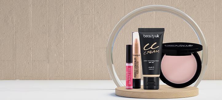 Acquistando prodotti Beauty UK da 9 €, ricevi in regalo un rossetto