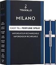 Profumi e cosmetici Atomizzatore di profumo - Travalo Milano Blue