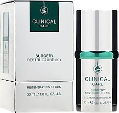 """Profumi e cosmetici Siero """"Rigenerazione 50+"""" - Klapp Clinical Care Surgery Restructure"""