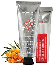 Profumi e cosmetici Crema mani con olio di olivello spinoso - Uoga Uoga Natural Hand Cream With Sea-Buckthorn Oil