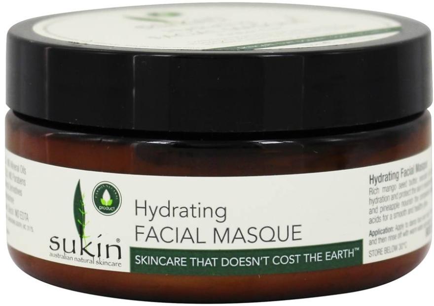 Maschera viso idratante - Sukin Hydrating Facial Masque