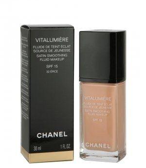 Fondotinta-emulsione - Chanel Vitalumiere Fluide SPF15 — foto N1