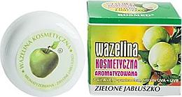 "Profumi e cosmetici Vaselina per labbra ""Mela verde"" - Kosmed Flavored Jelly Green Apple"