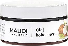 Profumi e cosmetici Olio di cocco - Maudi
