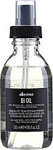 """Profumi e cosmetici Olio per capelli """"Pozione di bellezza assoluta"""" - Davines Oi Absolute Beautifying Potion With Roucou Oil"""