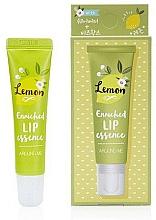 Profumi e cosmetici Essenza per labbra profumata al limone - Welcos Around Me Enriched Lip Essence Lemon