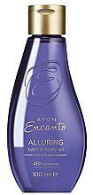 Profumi e cosmetici Avon Encanto Alluring - Olio doccia