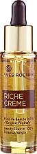 "Profumi e cosmetici Siero ""Elisir di bellezza"" 100% di origine vegetale - Yves Rocher Riche Creme Beauty Elixir Of 100% Botanical Origin"