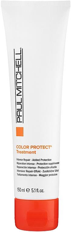 Trattamento intensivo rigenerante per capelli colorati - Paul Mitchell ColorCare Color Protect Reconstructive Treatment — foto N1