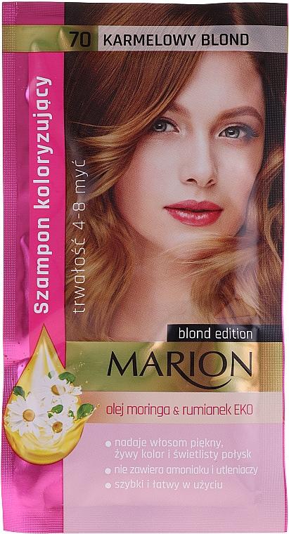 Shampoo colorante per capelli - Marion