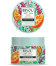 """Profumi e cosmetici Scrub corpo """"Anticellulite"""" - Bisou I feel... Nature Anti-Cellulite Body Scrub Orange & Brown Algae"""