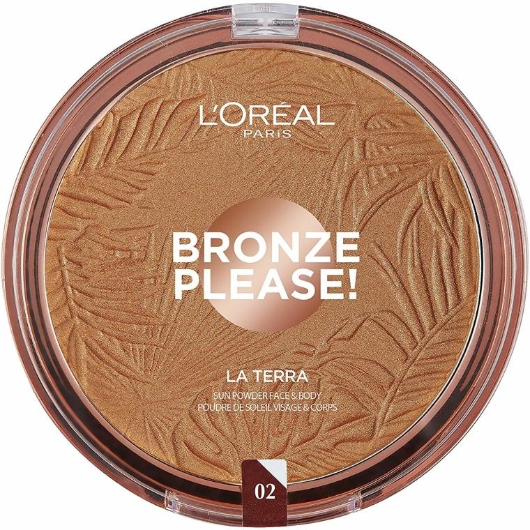 Bronzer viso - L'Oreal Paris La Terra Joli Bronze Bronzer