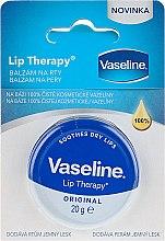 Profumi e cosmetici Balsamo per le labbra - Vaseline Lip Therapy Original Lips Balm