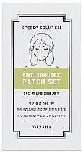 Profumi e cosmetici Patch anti-acne - Missha Speedy Solution Anti Trouble Patch