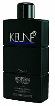 Profumi e cosmetici Neutralizzante per capelli - Keune Bioperm Neutralizer 1:1