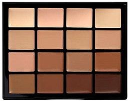 Profumi e cosmetici Palette trucco - NYX Professional Makeup Pro Foundation Palette