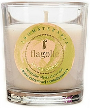 "Profumi e cosmetici Candela profumata ""Energy"" - Flagolie Fragranced Candle Right Energy"