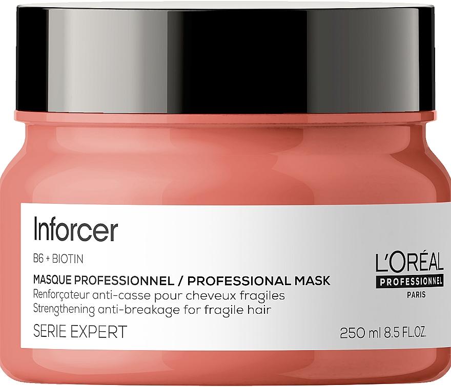 Maschera capelli rassodante - L'Oreal Professionnel Inforcer Strengthening Anti-Breakage Masque