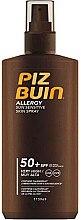 Profumi e cosmetici Spray abbronzante corpo - Piz Buin Allergy Spray Spf50