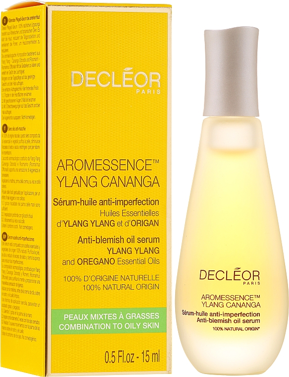 Siero per il viso - Decleor Aromessence Ylang Cananga Oil Serum