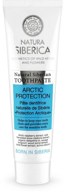 """Dentifricio """"Protezione artica"""" - Natura Siberica"""