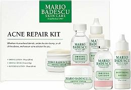 Profumi e cosmetici Set - Mario Badescu Acne Repair Kit (lot/2x29ml+cr/14g)