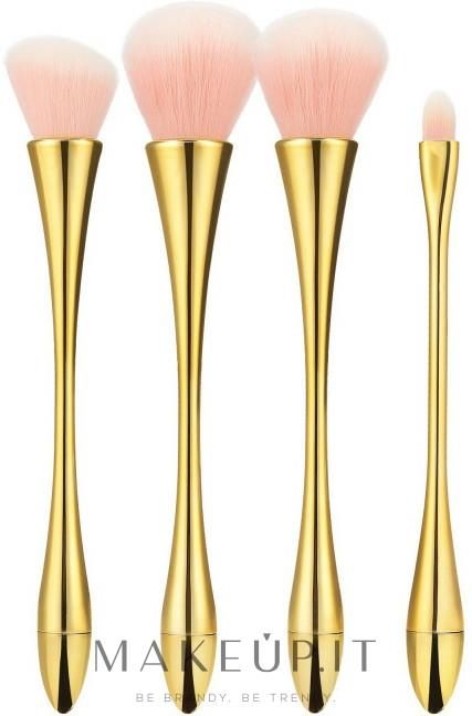 Tools For Beauty - Set di pennelli professionali per