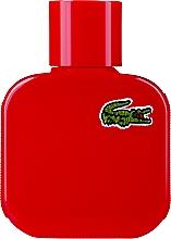 Profumi e cosmetici Lacoste Eau de L.12.12 Rouge-Energetic - Eau de toilette