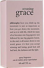 Profumi e cosmetici Philosopfy Amazing Grace - Profumo