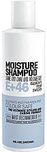 Profumi e cosmetici Shampoo capelli idratante  - E+46 Moisture Shampoo