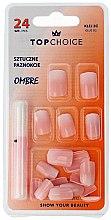 """Profumi e cosmetici Unghie finte """"Ombre"""", 78002 - Top Choice"""