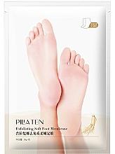 Profumi e cosmetici Maschera esfoliante per piedi - Pilaten Exfoliating Soft Foot