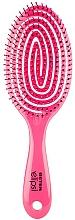 Profumi e cosmetici Spazzola per capelli lunghi, rosa - Beter Elipsi Detangling Brush Large Fucsia