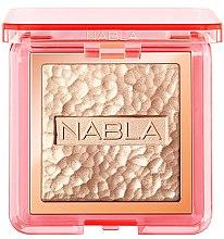Profumi e cosmetici Illuminante viso - Nabla Skin Glazing Highlighter